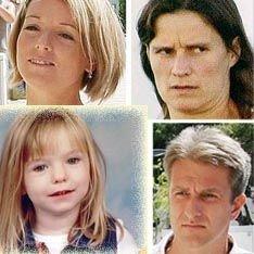 Родителей Мадлен Маккэн сдали в полицию их друзья
