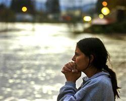 Мексиканцы обвиняют в масшабах наводнения в Табаско чиновничий произвол