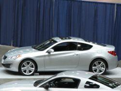 В интернете появились шпионские фотографии нового купе Hyundai i40c
