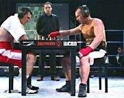 Чессбоксинг - новый вид спорта, симбиоз шахмат и бокса