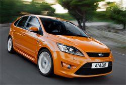 Ford показал обновленный Focus ST
