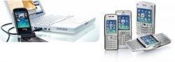 Смартфоны Nokia Eseries теперь совместимы с компьютерами Apple и Mac OS Leopard