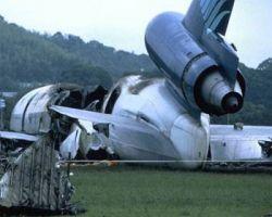 В Судане при посадке разбился самолет Ан-12