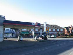 В Великобритании продолжается рост цен на бензин