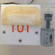 Новый сенсор определяет состояние раны под повязкой