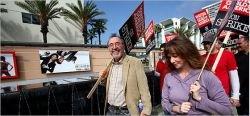 Забастовка сценаристов в Голливуде бессмысленна