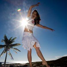 Солнечный свет дарит пять лет жизни