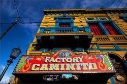 Caminito – самая яркая улица в Буэнос-Айресе (фото)