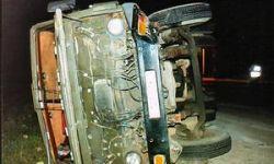 В Ленобласти попал в ДТП грузовик с радиоактивными отходами