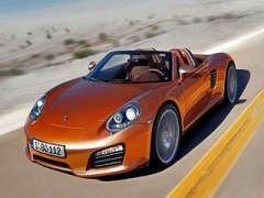 Появляются первые фантазии на тему нового Porsche Boxster
