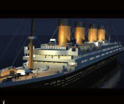 В живых остался лишь один из пассажиров Титаника
