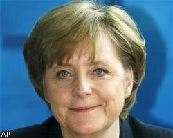 Ангела Меркель попробует убедить Джорджа Буша не нападать на Иран