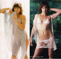 Обнаженная Мила Йовович (Milla Jovovich ) до и после родов (фото)