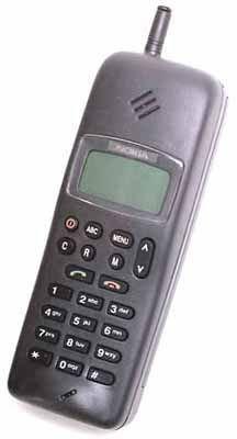 15 лет назад Nokia представила первый массовый GSM-телефон