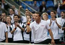 Международная федерация тенниса начала расследование по делу об отравлении Томми Хааса на Кубке Дэвиса в Москве