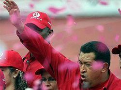 Уго Чавес стал секс-символом