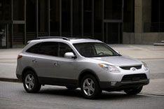 Журнал Kiplinger's Personal Finance назвал лучший полноразмерный внедорожник 2007 года - Hyundai Veracruz