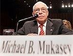 Новым министром юстиции и генпрокурором США стал - Майкл Мукейси - любитель пыток