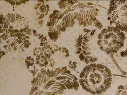 Британская художница Кэтрин Бертола создала обои из музейной пыли