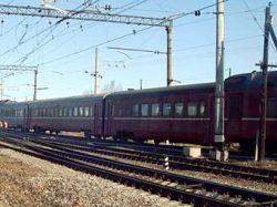 Взрывное устройство в поезде Петербург-Москва не обнаружено