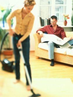 Убираться в доме полезнее, чем заниматься фитнесом