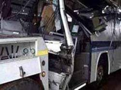 В Канаде разбился туристический автобус