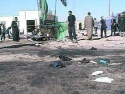 Теракт в Багдаде: 19 человек погибли, 72 иракца ранены