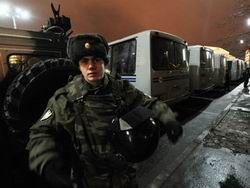 Москва: полиция сняла оцепление с Красной площади