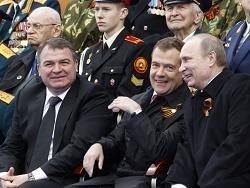 Новость на Newsland: В ГВСУ не исключают вызова Сердюкова на допрос