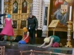 Суд признал видеоролики Pussy Riot экстремистскими