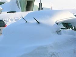 Снегопад в Москве прекратится только в субботу