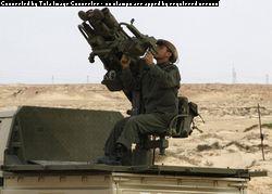В Сирии повстанцы получило до 40 ПЗРК