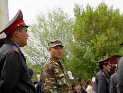 Киргизия просит МВД РФ отдать ей всю милицейскую форму