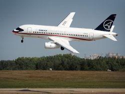 Киргизия купит у России два Superjet