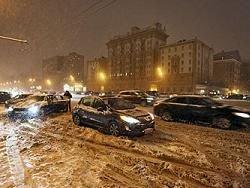 Собянин не обнаружил в Москве заторов из-за снега