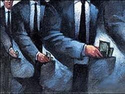 Коррупция: расширение списков