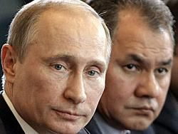 СМИ: преемником Путина может стать Шойгу