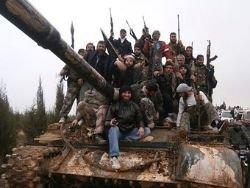 Власти Сирии обвинили в отключении интернета террористов