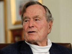 Буша-старшего госпитализировали