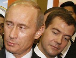 Растет или падает рейтинг Владимира Путина?