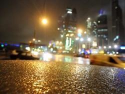 В Москве начался ледяной дождь