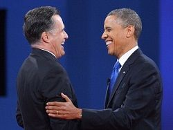 Обама и Ромни обсудили сохранение лидирующей роли США