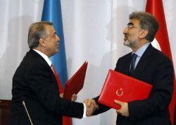Азербайджан построит Трансанатолийскую газопроводную систему