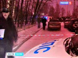Москва: грабители похитили из  Мерседеса  14 млн рублей