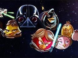 20 новых уровней добавлено в Angry Birds: Star Wars