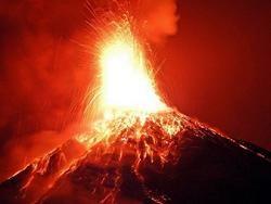 Вулкан уничтожил базу ученых на Камчатке