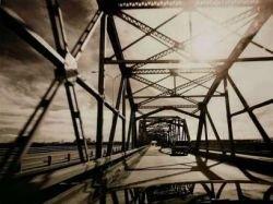 В Бурятии рухнул мост, построенный четыре года назад