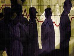 Безработица в еврозоне достигла очередного рекорда