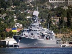 В ВМС Украины к 2013-му будет 11 боевых кораблей