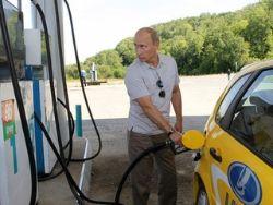 Путин: надо стремиться уходить от транспортного налога